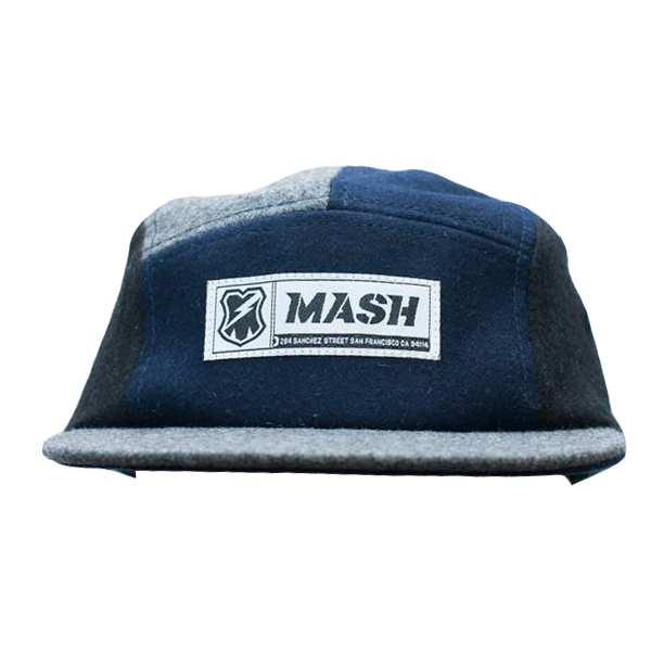 MASH MULTI-WOOL HAT