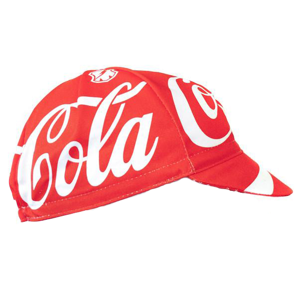 COCA-COLA CYCLING CAP