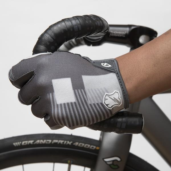 MASH GIRO DND GAMMA GLOVES (GRAY)