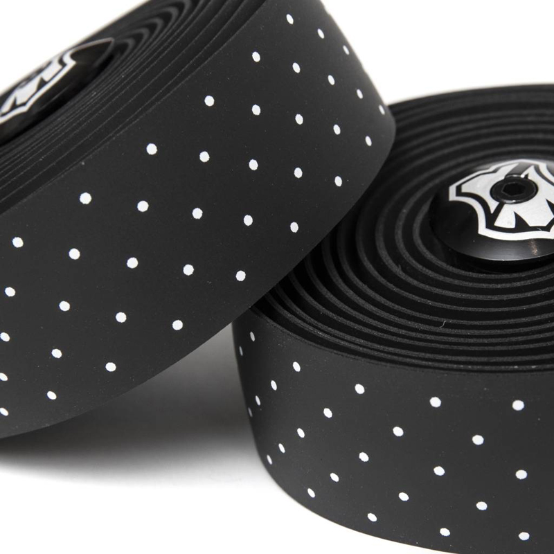 MASH DOTS TAPE BLACK