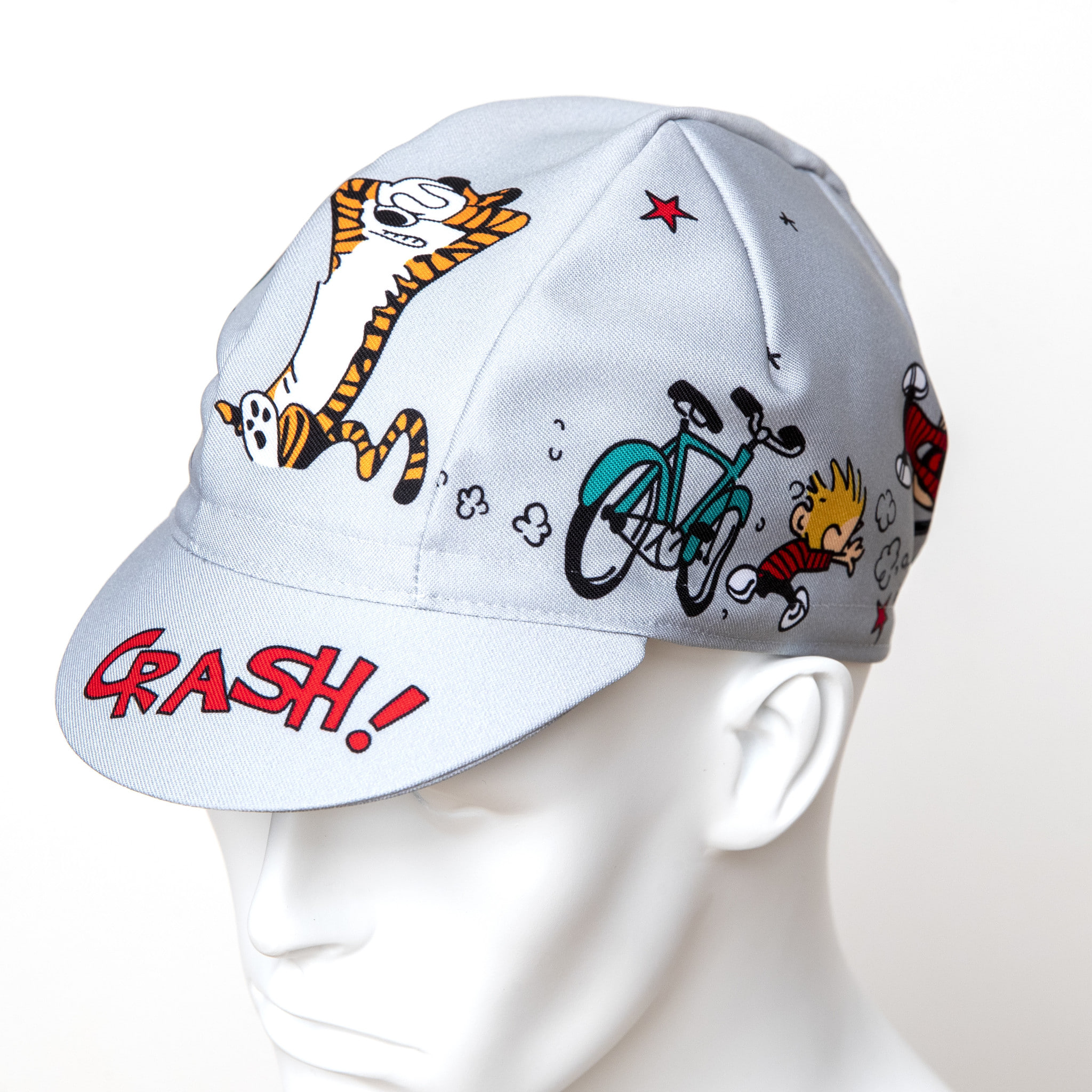 MASH CRASH CYCLING CAP